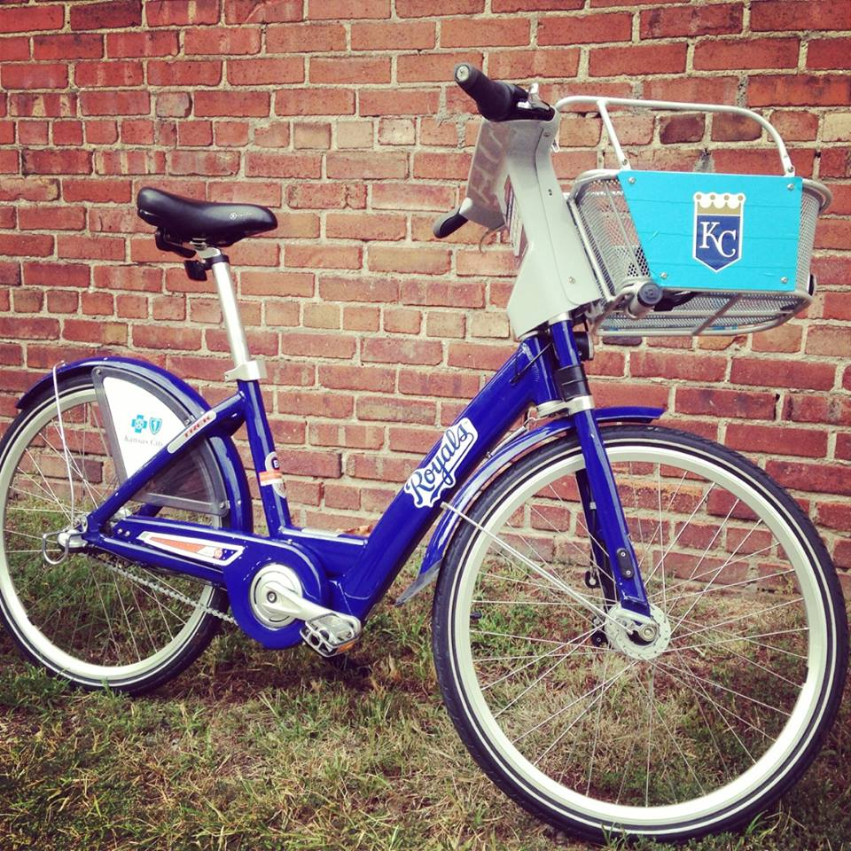 Kansas City Royals Bcycle