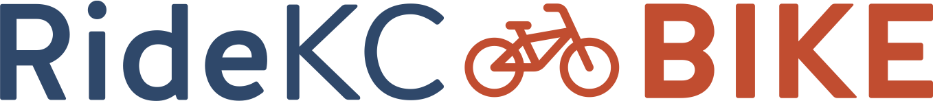 Ride KC Bike Logo